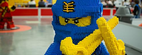 personajes Lego